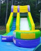 A 15ft Water Slide