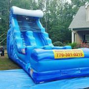 18ft Wave Water Slide