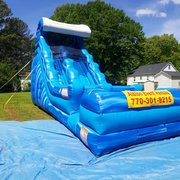 18ft Wave Dry Slide