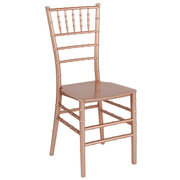 Rose Gold Chiavari Chairs