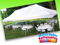 Tents Tables and Party Equipment