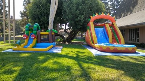 Water Slide Jumper Rentals Los Angeles | Dunk Tank Rental Long Beach
