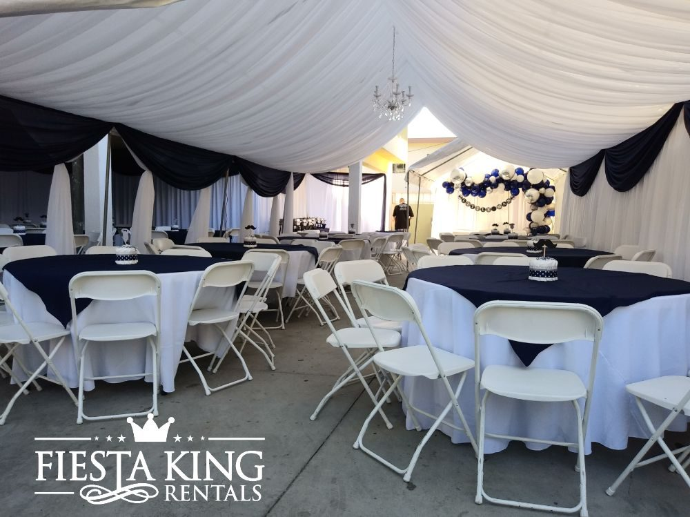 Tent Draping Rental Los Angeles
