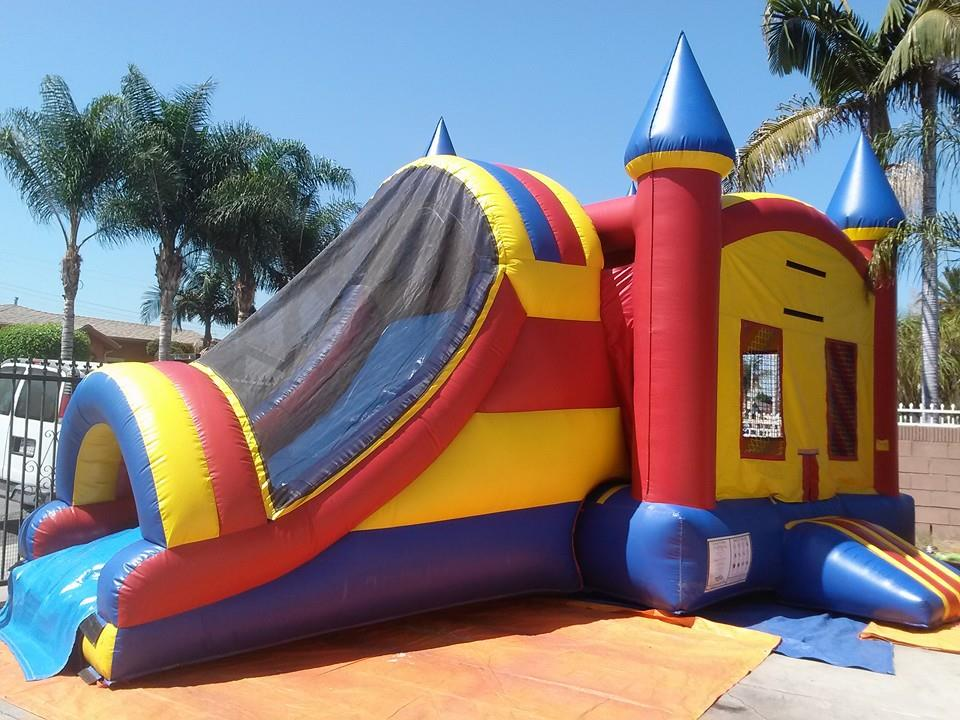 Bounce House Combo Rentals Los Angeles