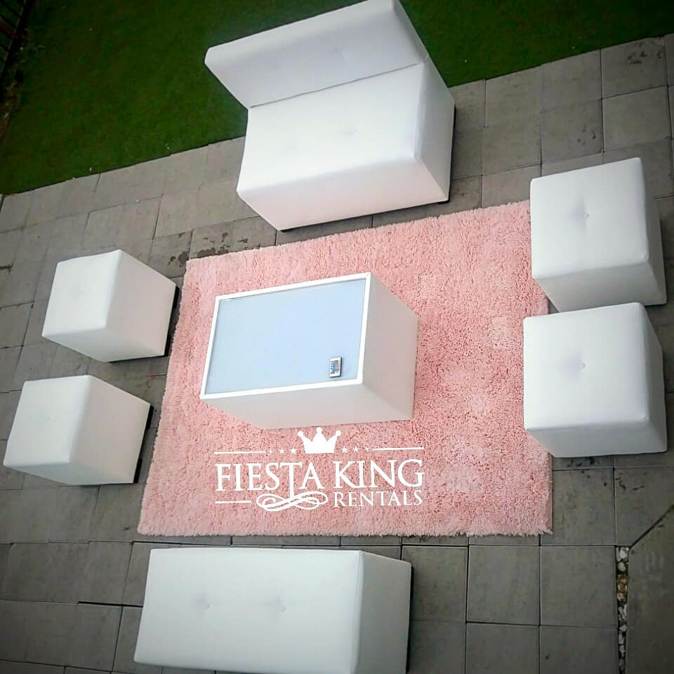 Lounge Furniture Rentals Los Angeles