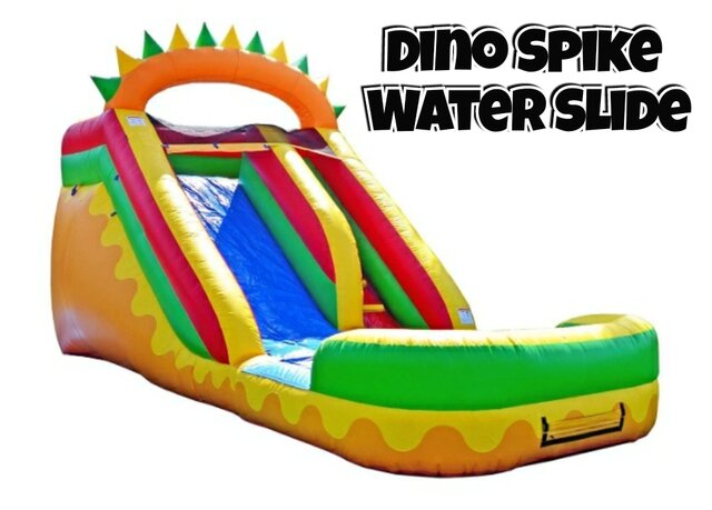 14'H Spike Water Slide