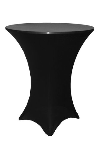 Black Spandex Cover (Cocktail Table)