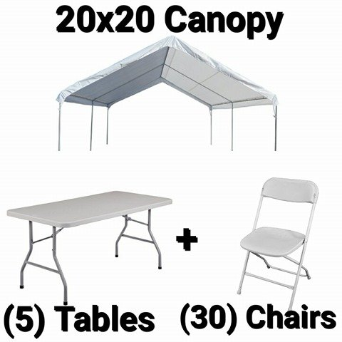 Canopy Package #2