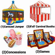 Carnival Package #2 (Great Deal)
