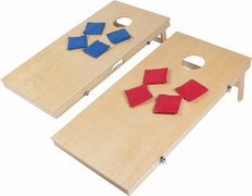 Complete Corn Hole Game (2 Players)