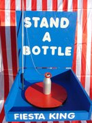 Stand A Bottle Game