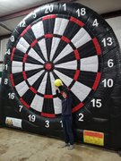 14ft Giant Soccer Darts/Tennis Darts/Darts
