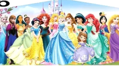 Disney Princesses Theme