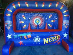 Nerf Wars Archery Inflatable