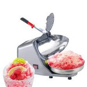Small Snow Cone Machine + 3 flavors