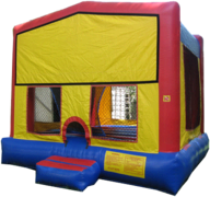 Plain Bounce House (Large)