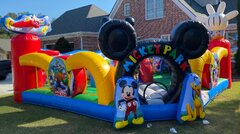 Mickey Park Inflatable