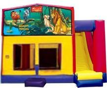 Themed Disney Lion King 4in1 Inflatable Combo Standard