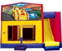 Themed Racing Cars 4in1 Combo Standard