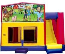 Themed Western fun Cowboys 4in1 Combo Standard