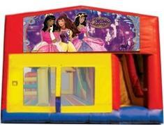 Themed Princesses Ethnic 5in1 Combo Classic