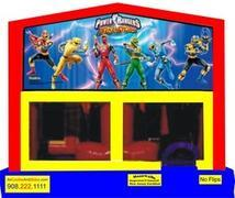Themed Power Rangers 6in1 Combo WITH SELECT TUNNEL