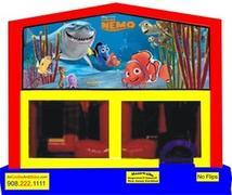 Themed Disney Finding Nemo 6in1 Combo WITH SECRET TUNNEL