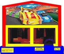 Themed Racing Cars 6in1 Combo WITH SECRET TUNNEL