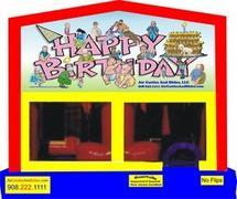 Themed Happy Bday Babies 6in1 Combo WITH SECRET TUNNEL