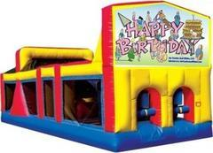 Themed Happy Bday Babies Obstacle Course 33