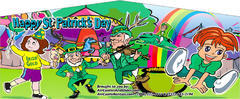 Happy St Patricks Day Carnival