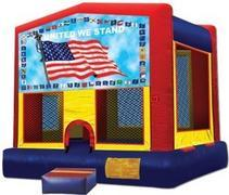 Themed United We Stand America Jump15x15