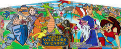World Warriors Wizards