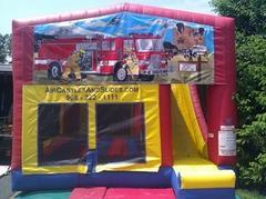 Themed Fire Truck Rescue 4in1 Combo Standard