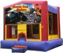 Themed Monster Truck Madness Jump15x15