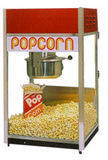 Popcorn Machine rental with supplies. Normal price $100.00 Discounts with packages.