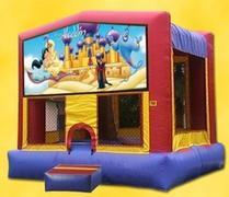 Themed Aladdin Jump15x15