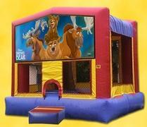 Themed Brother Bear Jump15x15
