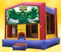 Themed Hulk Attack Jump15x15