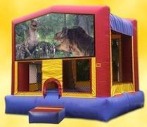 Themed Dinosaurs Jump15x15