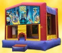 Themed Looney Tunes Jump15x15