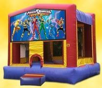 Themed Power Rangers Jump15x15