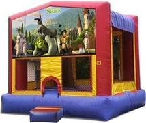 Themed Shrek Jump15x15