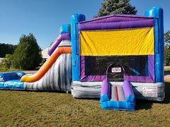 Wet and Dry Bounce Houses