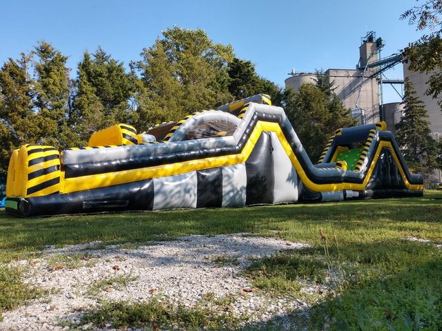 Elevation Rush Obstacle Course