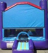 Aqua Bounce House (Wet Or Dry)