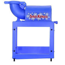 SnoCone Machine
