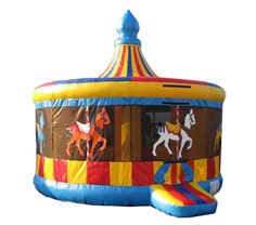 Carousel Bouncer Rental