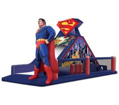 Superman Course Rental