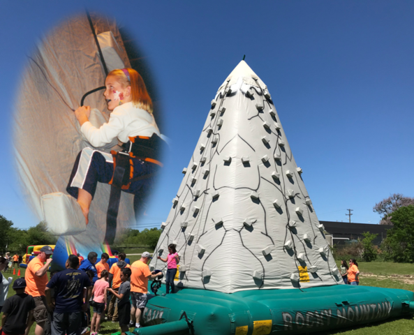 Rocky Mountain Climbing Wall